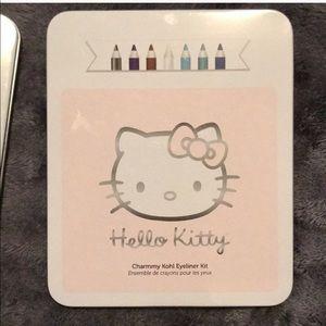 Hello kitty eyeliner set